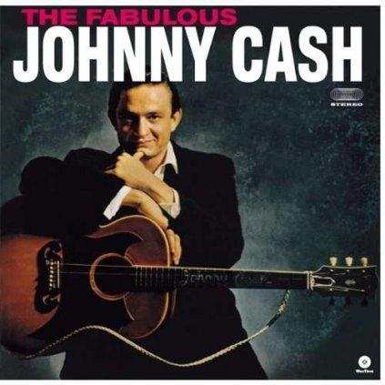 VINYLO.SK | Cash, Johnny ♫ Fabulous Johnny Cash / Limited Edition + Incl. 4 Bonus Tracks [LP] 8436542014946