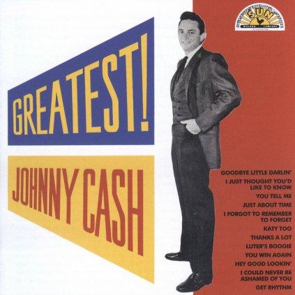 VINYLO.SK | Cash, Johnny ♫ Greatest [LP] 889397556051
