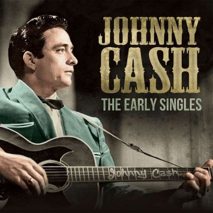 VINYLO.SK | Cash, Johnny ♫ The Early Singles [LP] 5060442751040