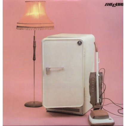 VINYLO.SK | Cure ♫ Three Imaginary Boys [LP] 8013252913013