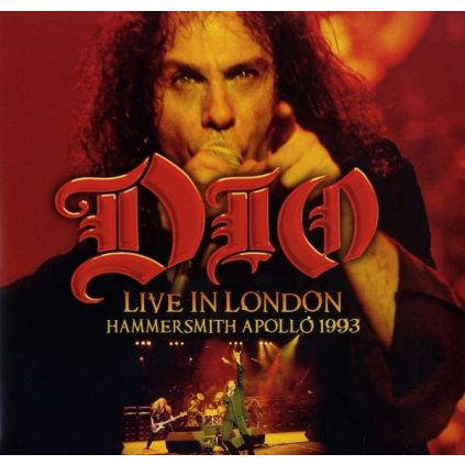 VINYLO.SK | Dio ♫ Live In London - Hammersmith Apollo 1993 [2LP] 4029759133711