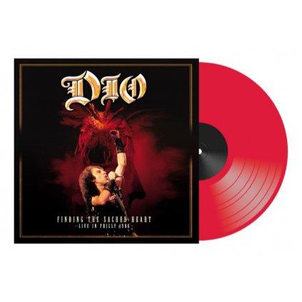 VINYLO.SK   Dio ♫ Sacred Heart / Limited Edition / Transparent Red Vinyl [2LP] 803343163216