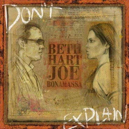 VINYLO.SK | Hart, Beth & Joe Bonamassa ♫ Don't Explain [LP] 8712725735014