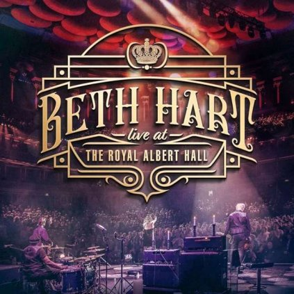 VINYLO.SK | Hart, Beth ♫ Live At The Royal Albert Hall [3LP] 0819873017653