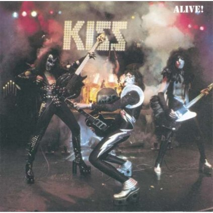 VINYLO.SK | KISS ♫ Alive! / Limited Edition [2LP] 0602537770915