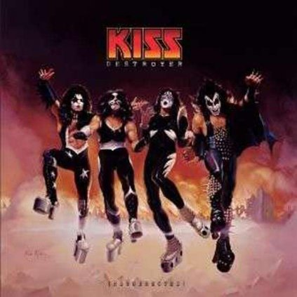 VINYLO.SK | KISS ♫ Destroyer: Resurrected [LP] 0602537138401