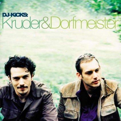 VINYLO.SK | Kruder & Dorfmeister ♫ DJ Kicks [2LP] 0730003704611