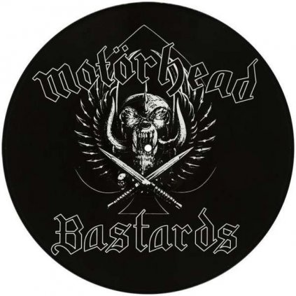 VINYLO.SK | Motörhead ♫ Bastards / Picture Disc [LP] 0090204684410