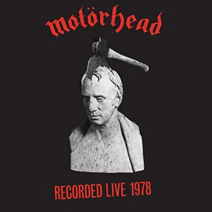 VINYLO.SK | Motörhead ♫ What's Words Worth / Lobster Red Vinyl [LP] 0029667006613