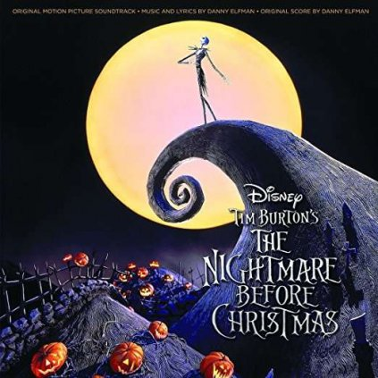 VINYLO.SK | OST ♫ Nightmare Before Christmas [2LP] 0050087348441