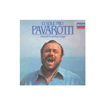 VINYLO.SK | Pavarotti, Luciano ♫ O Sole Mio [LP] 028941001511