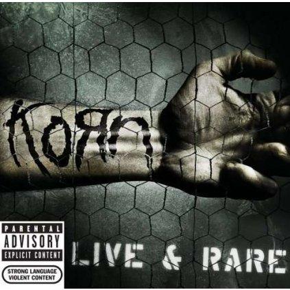 VINYLO.SK | KORN - LIVE & RARE [CD]