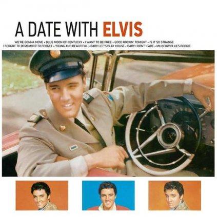 VINYLO.SK | Presley, Elvis ♫ A Date With Elvis [LP] 8592735007017