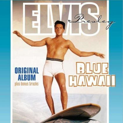 VINYLO.SK | Presley, Elvis ♫ Blue Hawaii / Incl. 2 Bonus Tracks [LP] 8712177062607
