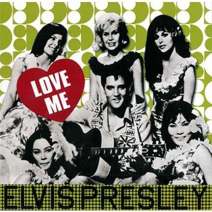 VINYLO.SK | Presley, Elvis ♫ Love Me [LP] 8051766039348