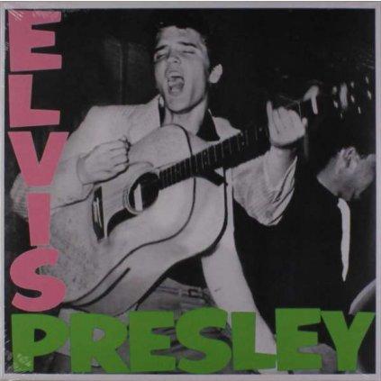 VINYLO.SK | Presley, Elvis ♫ Presley, Elvis / Limited Edition of 500 copies [LP] 8592735008229