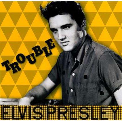 VINYLO.SK | Presley, Elvis ♫ Trouble [LP] 8051766039294
