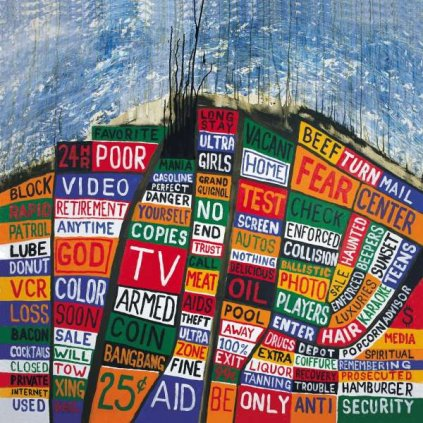 VINYLO.SK | Radiohead ♫ Hail To The Thief [2LP] 0634904078515