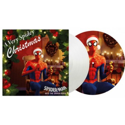 VINYLO.SK | Rôzni interpreti ♫ A Very Spidey Christmas / Limited Edition of 2500 copies/ Picture/White Vinyl [LP10inch] 8719262017160