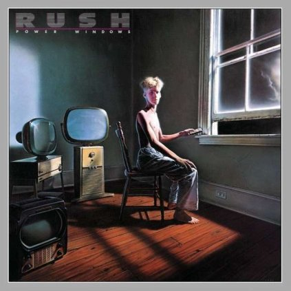VINYLO.SK | Rush ♫ Power Windows / Limited Edition [LP] 0602547118288