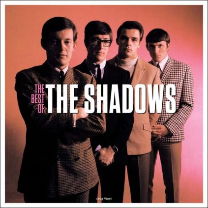 VINYLO.SK | Shadows ♫ Best Of [LP] 5060397601735