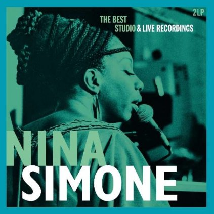 VINYLO.SK | Simone, Nina ♫ Best Studio & Live Recordings [2LP] 8719039002795