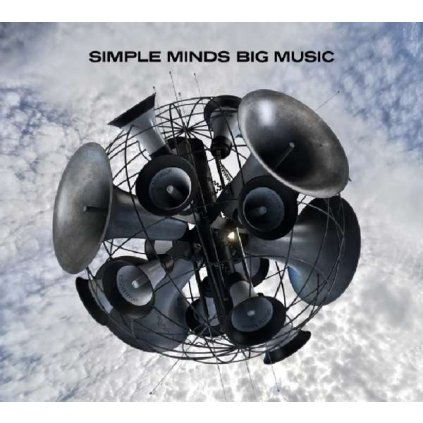 VINYLO.SK | Simple Minds ♫ Big Music / Blue & Grey Vinyl [2LP] 5014797898615