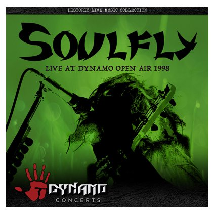 VINYLO.SK | Soulfly ♫ Live At Dynamo Open Air 1998 [2LP] 0810555020534