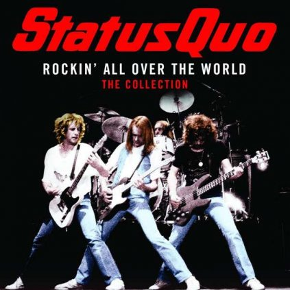 VINYLO.SK | Status Quo ♫ Rockin' All Over World: The Collection [LP] 0602577659720