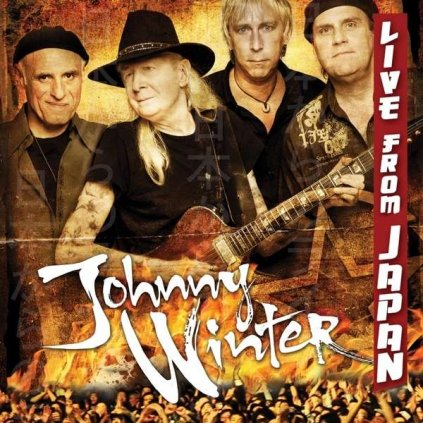 VINYLO.SK | Winter, Johnny ♫ Live From Japan [2LP] 0760137666318