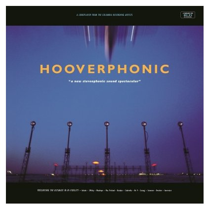 VINYLO.SK | HOOVERPHONIC - A NEW STEREOPHONIC SOUND SPECTACULAR (LP)..SOUND SPECTACULAR / 180GR. AUDIOPHILE VINYL