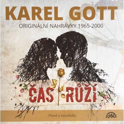 VINYLO.SK | Gott Karel ♫ Čas Růží [LP] 0099925636913