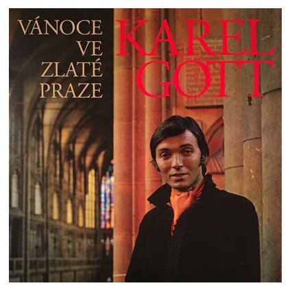 VINYLO.SK   Gott Karel ♫ Vánoce Ve Zlaté Praze [LP] 0099925635114