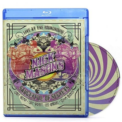 VINYLO.SK | Nick Mason's Saucerful Of Secrets ♫ Live At The Roundhouse / Japan version [Blu-Ray] 4547366448467