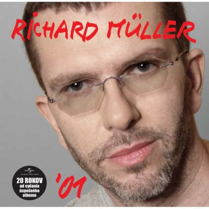VINYLO.SK | Müller Richard ♫ 1 / Reissue / 20th Anniversary [2LP] 0602435879352