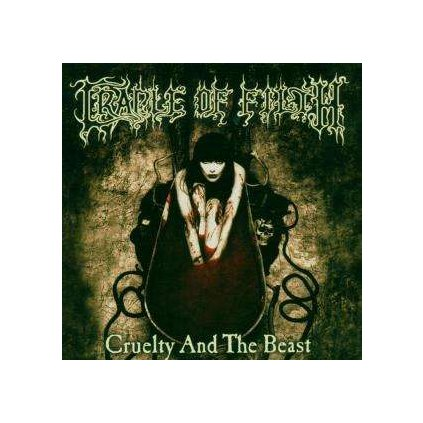 VINYLO.SK | CRADLE OF FILTH - CRUELTY AND THE BEAST [CD]