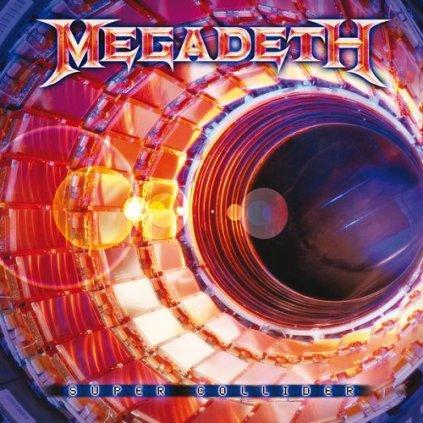 VINYLO.SK | MEGADETH ♫ SUPER COLLIDER [CD] 0602537396795