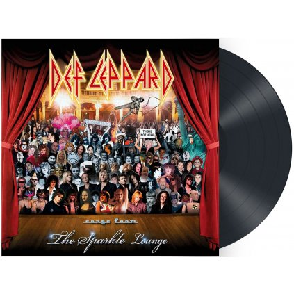 VINYLO.SK | Def Leppard ♫ Songs From the Sparkle Lounge / HQ [LP] 0602508180064