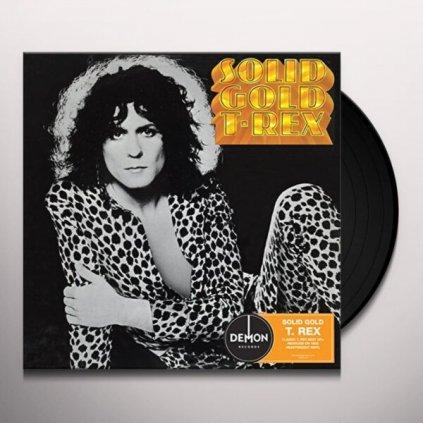 VINYLO.SK | T.Rex ♫ Solid Gold (The Best of) [LP] 5014797895324