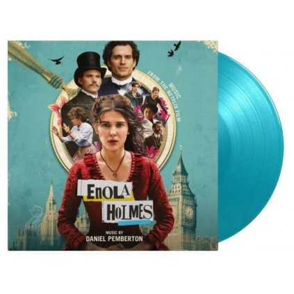 VINYLO.SK | OST ♫ Enola Holmes / Limited / Coloured Vinyl [2LP] 8719262019072