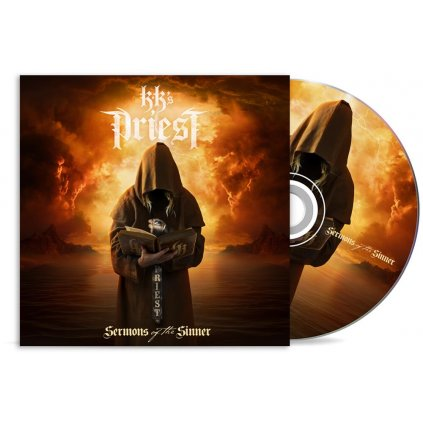 VINYLO.SK   KK's Priest ♫ Sermons of the Sinner [CD] 0750238773220