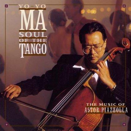VINYLO.SK | Ma Yo-Yo ♫ Soul Of The Tango [LP] 8718469537563