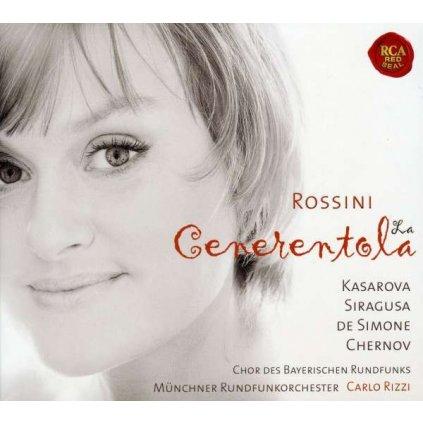 VINYLO.SK | ROSSINI, G. - LA CENERENTOLA [2CD]