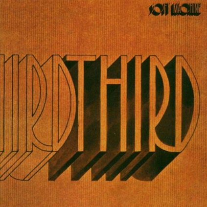 VINYLO.SK | SOFT MACHINE - THIRD [2CD]
