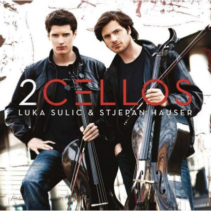 VINYLO.SK | Two Cellos ♫ 2Cellos / 10th Anniversary Limited Edition of 1500 Copies / White Vinyl [LP] 8719262017948