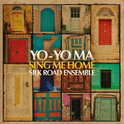 VINYLO.SK | Ma Yo-Yo / Silk Road Ensem ♫ Sing Me Home / Limited Edition of 500 Copies / Translucent Red Vinyl [2LP] 8719262019218