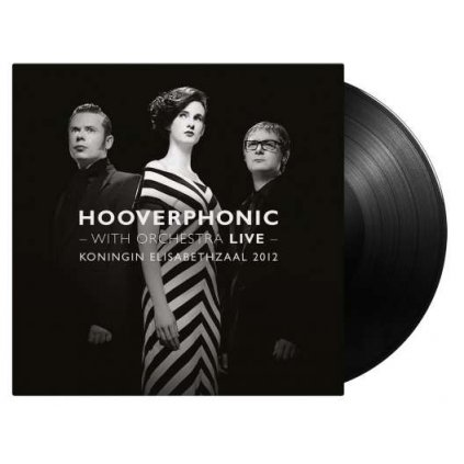 VINYLO.SK | Hooverphonic ♫ With Orchestra Live (Antwerpen 2012) / HQ [2LP] 8719262019805