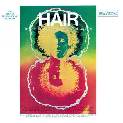 VINYLO.SK | OST ♫ Hair (Original Broadway Cast Recording) / Expanded Edition [2LP] 8719262019836