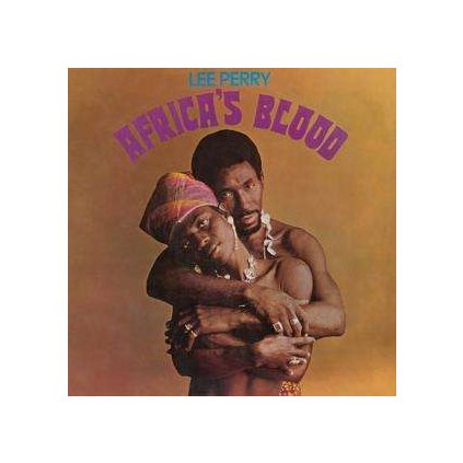 VINYLO.SK | Perry Lee ♫ Africa's Blood / HQ [LP] 8719262020269