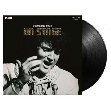 VINYLO.SK | Presley Elvis ♫ On Stage (Live 1969-1970) / HQ [LP] 8719262020306